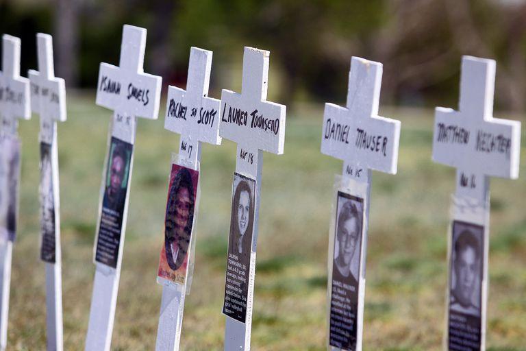 Columbine HS Massacre Remembered Ten Years Later