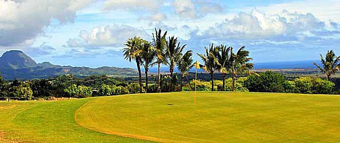 kukuiolono golf course kauai