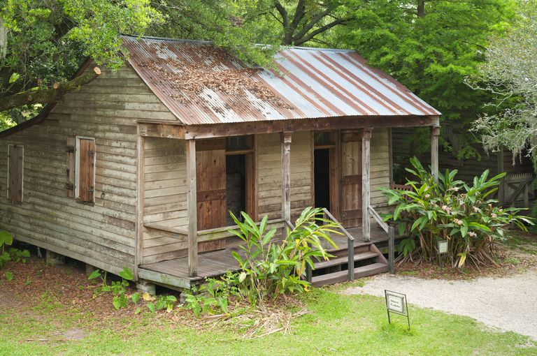 French Creole And Cajun Houses In Colonial America