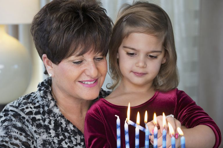 Jewish grandmothers often choose to be called savta or bubbe.