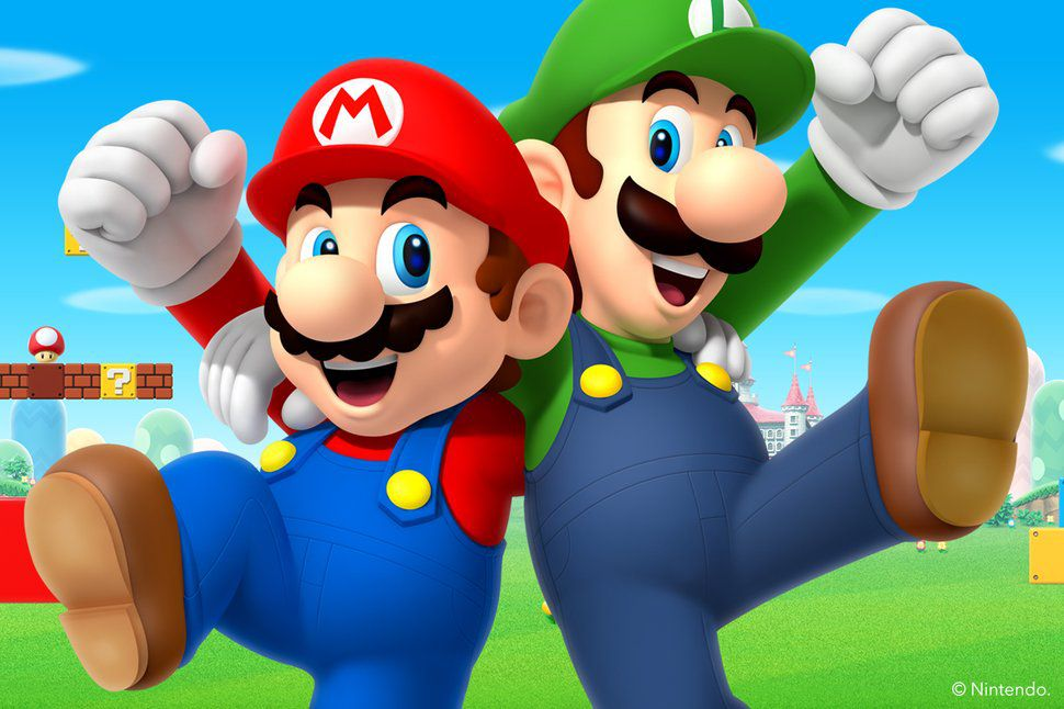 Super mario bros how the original jump man saved video games altavistaventures Gallery