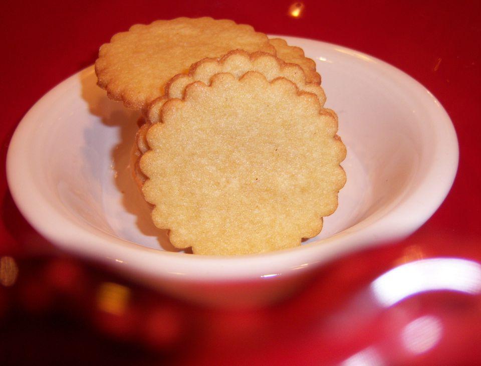 Gluten-Free Sugar Cookie Recipe Image Teri Gruss