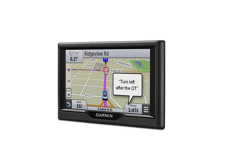 Garmin Nuvi 57LM GPS Navigator System