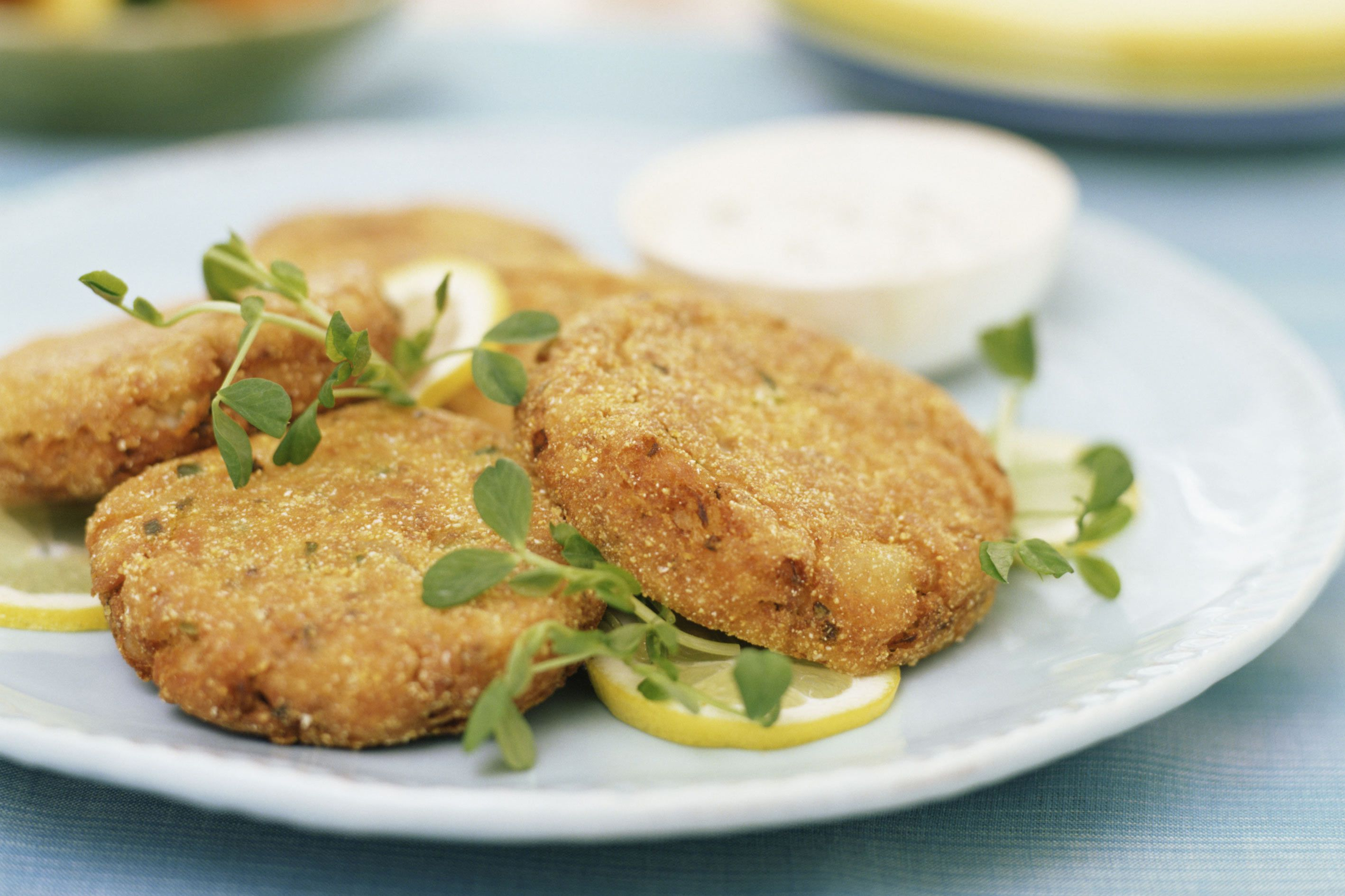 how to cook salmon patties