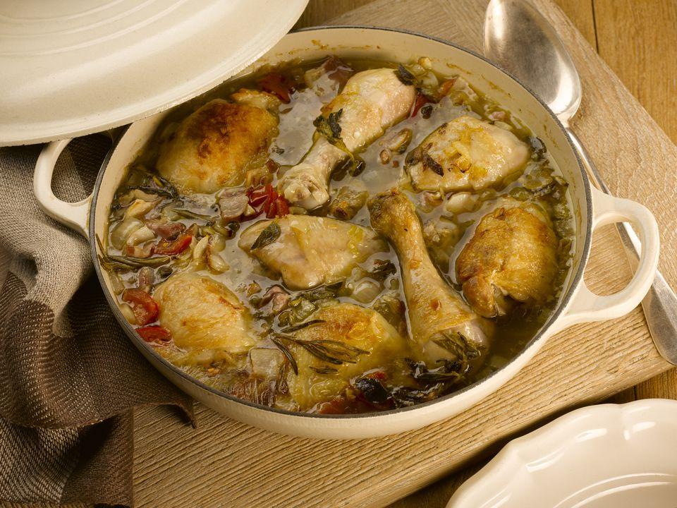 Chicken Casserole.