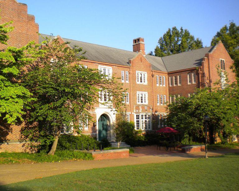 Tolman Hall at Vanderbilt University