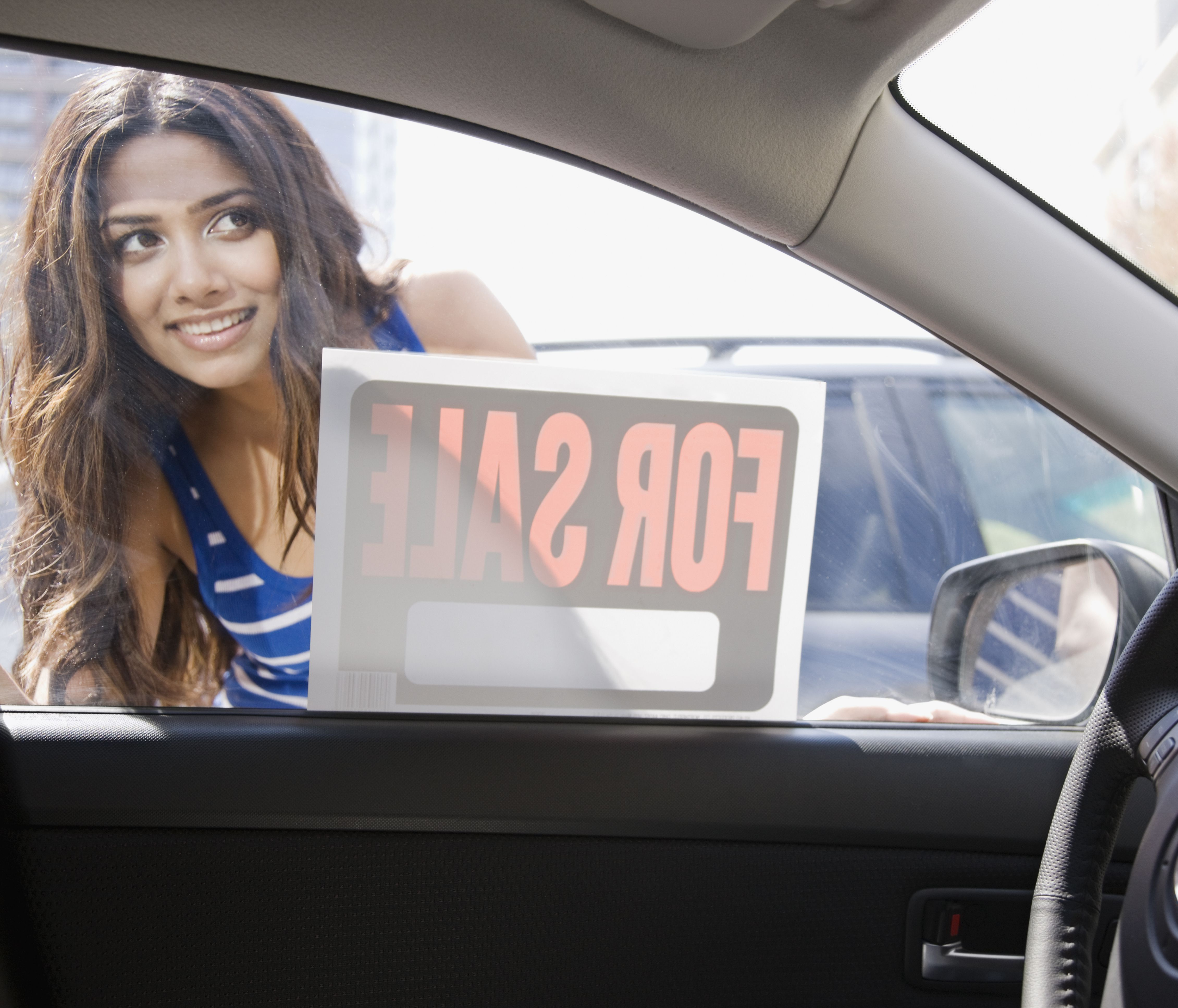 Questions When Buying a Used Car From a Private Seller