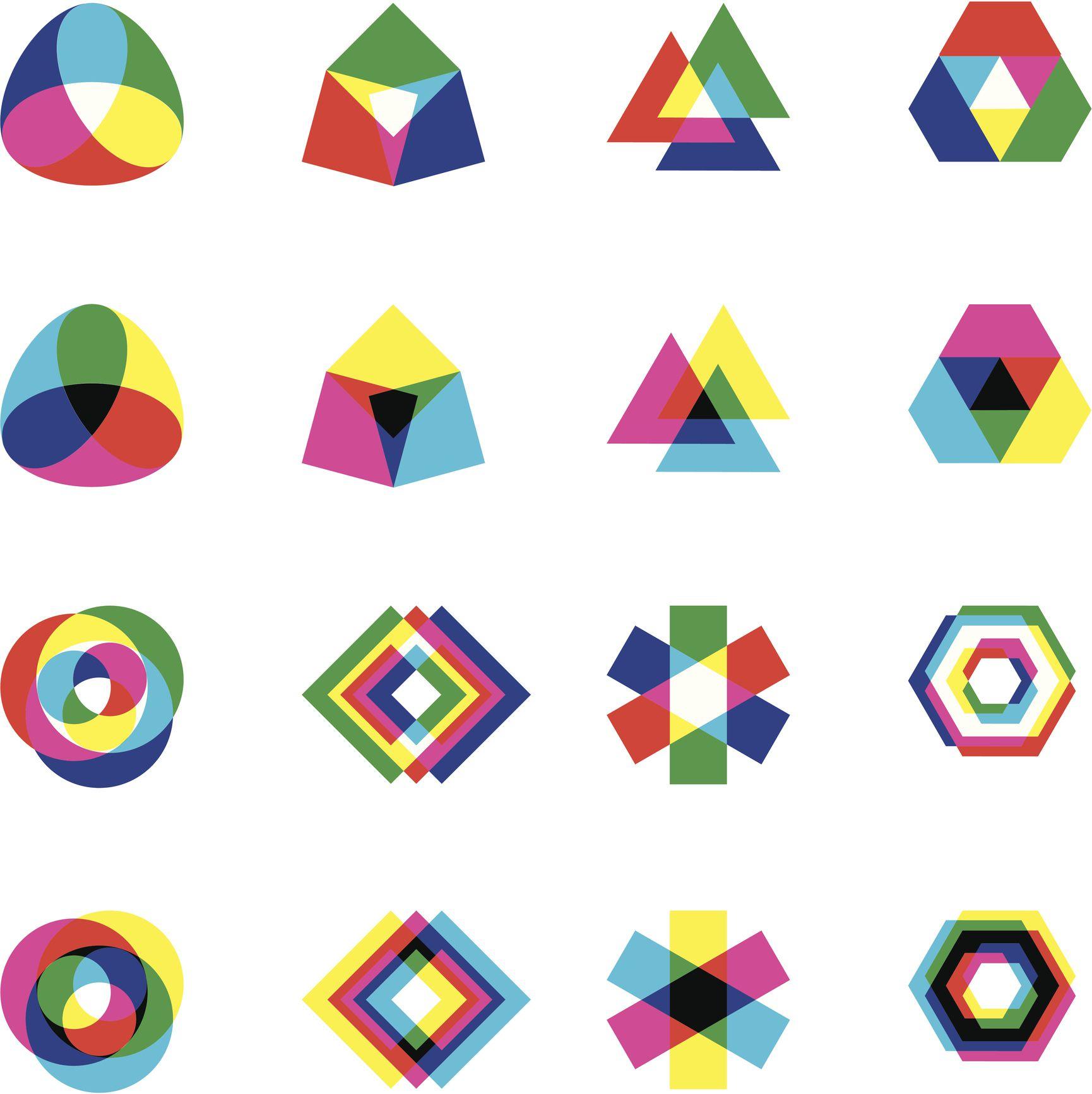 Figuras geom tricas y pol gonos for Las formas geometricas