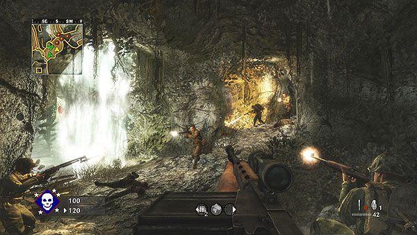 Call of Duty World at War - Map Pack 2 Banzai Screenshot