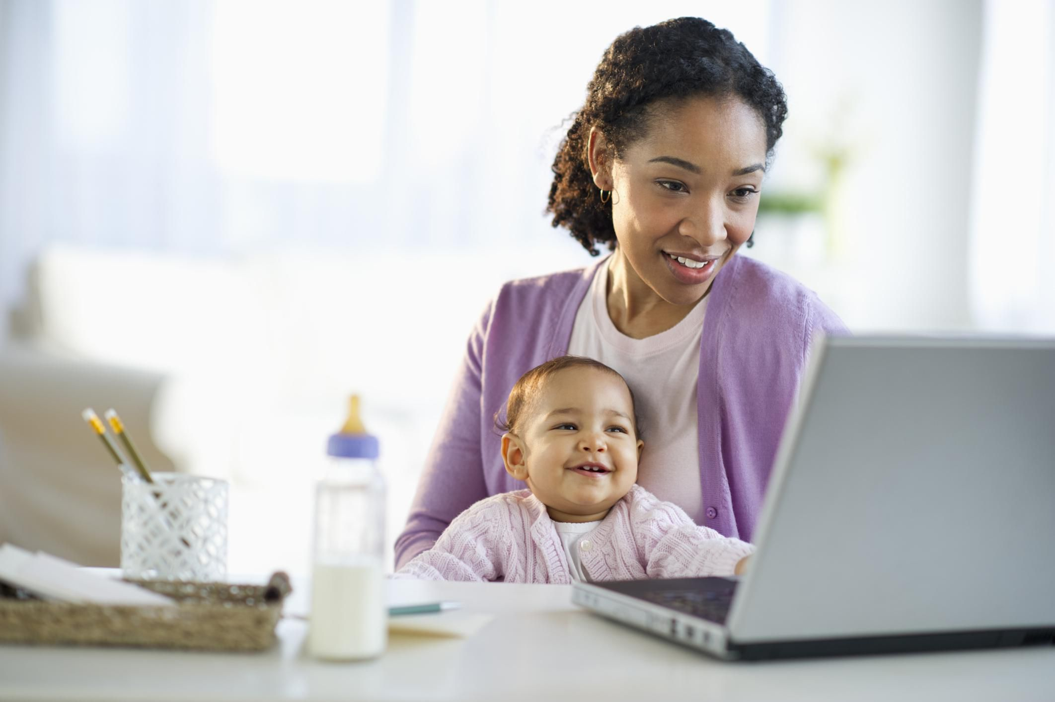 Does a Work at Home Parent Really Need Childcare