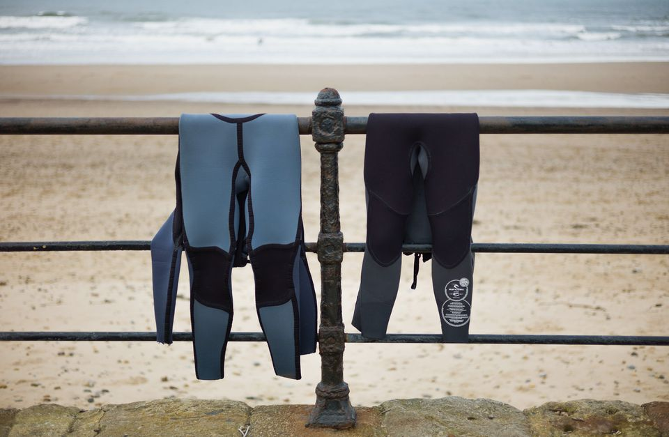 Wetsuit care
