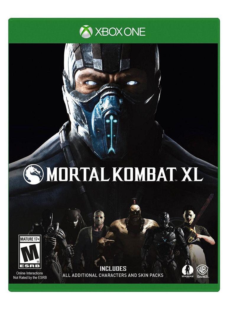 MK XL box