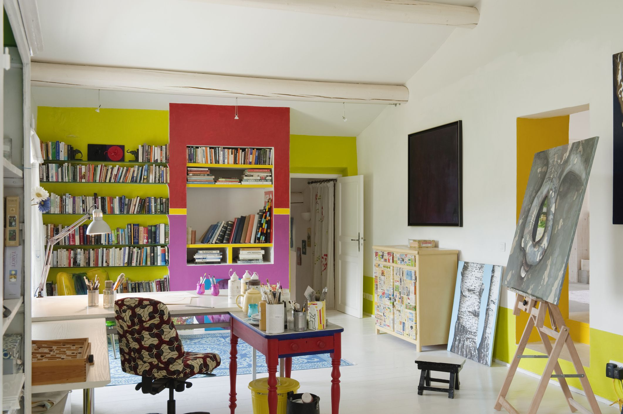Craft Room Decorating Ideas Small Spaces