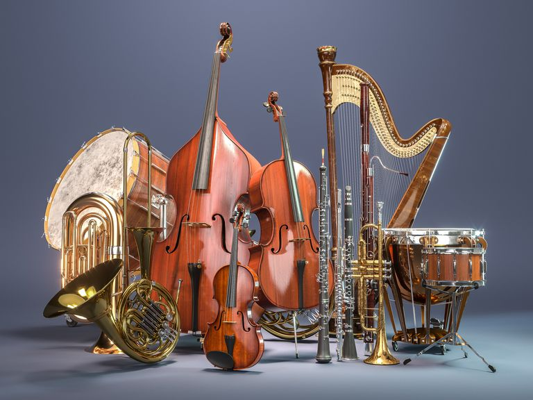 Musical Instruments Printables