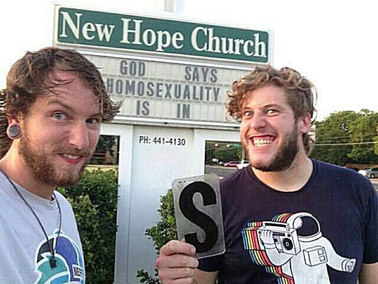 gay church in las vegas
