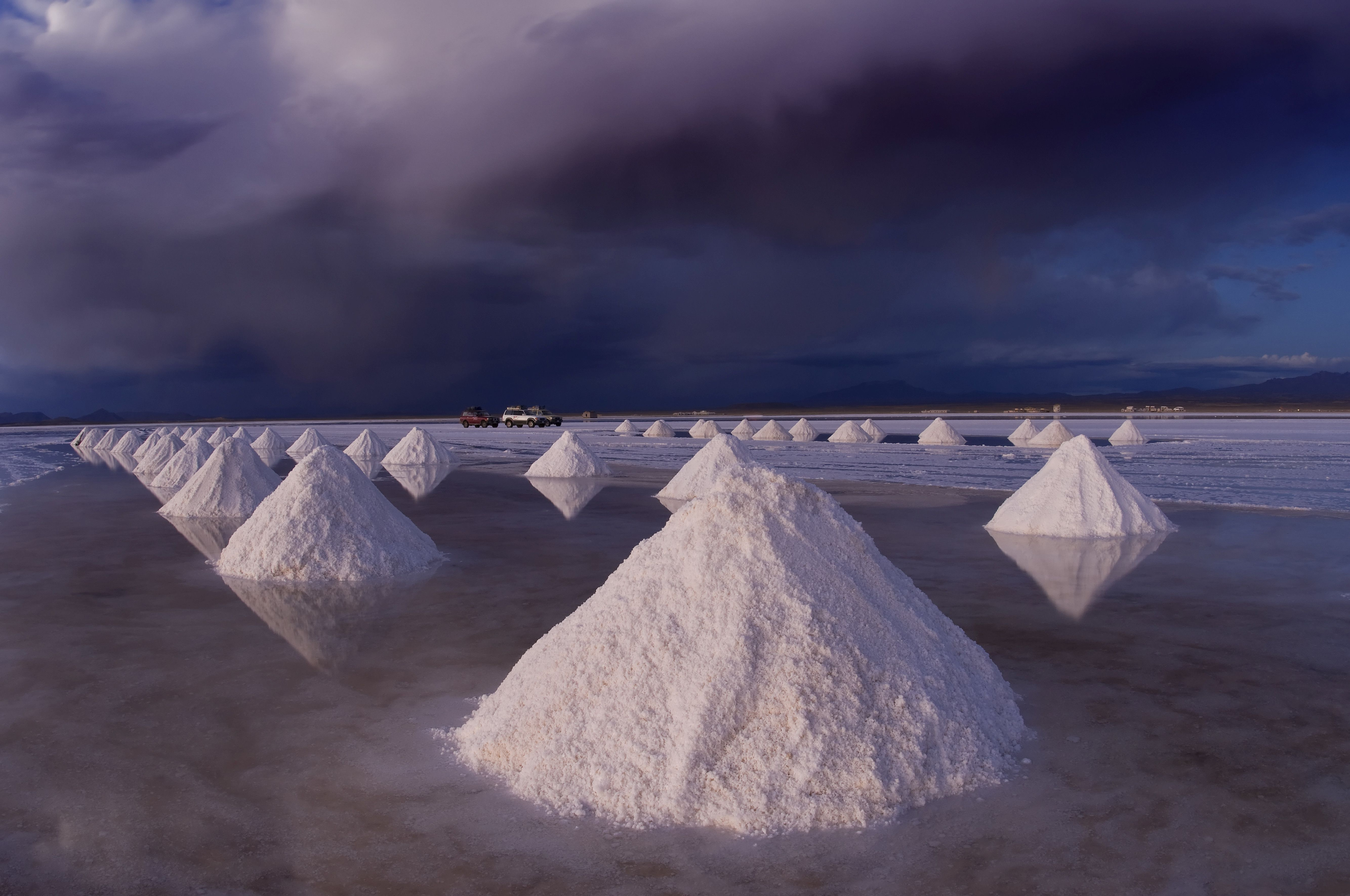 How to Separate Salt and Sand 3 Methods