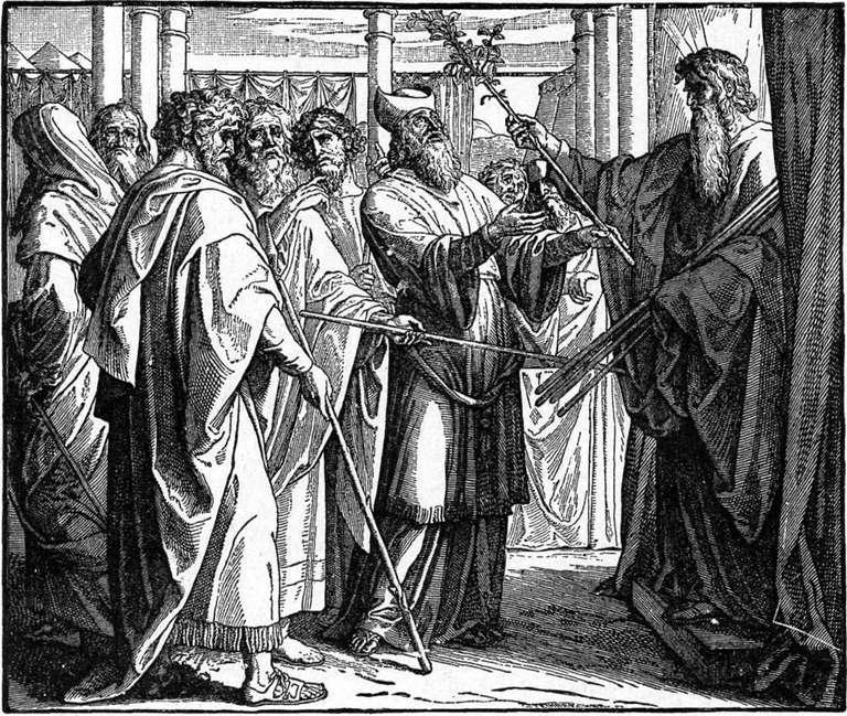 Tabernacle High Priest