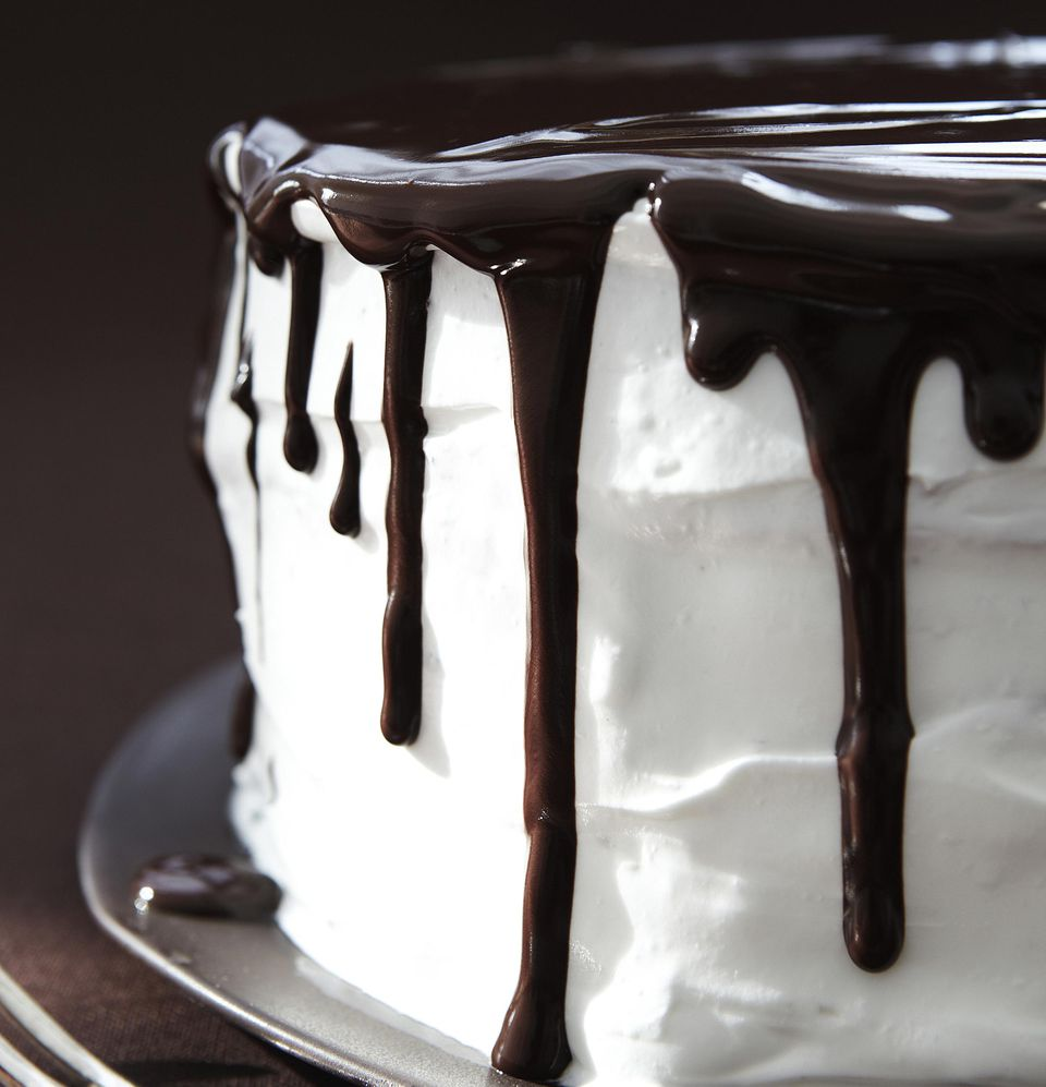 chocolate shadow cake