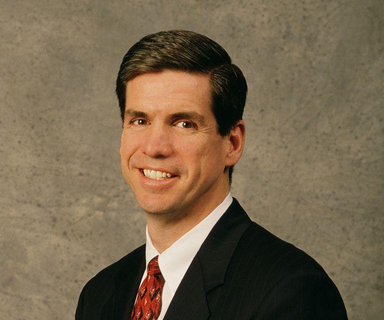 Basketball announcer and financial advisor Jim Spanarkel