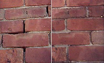 Exterior house siding and repair tutorials for Brick veneer siding problems