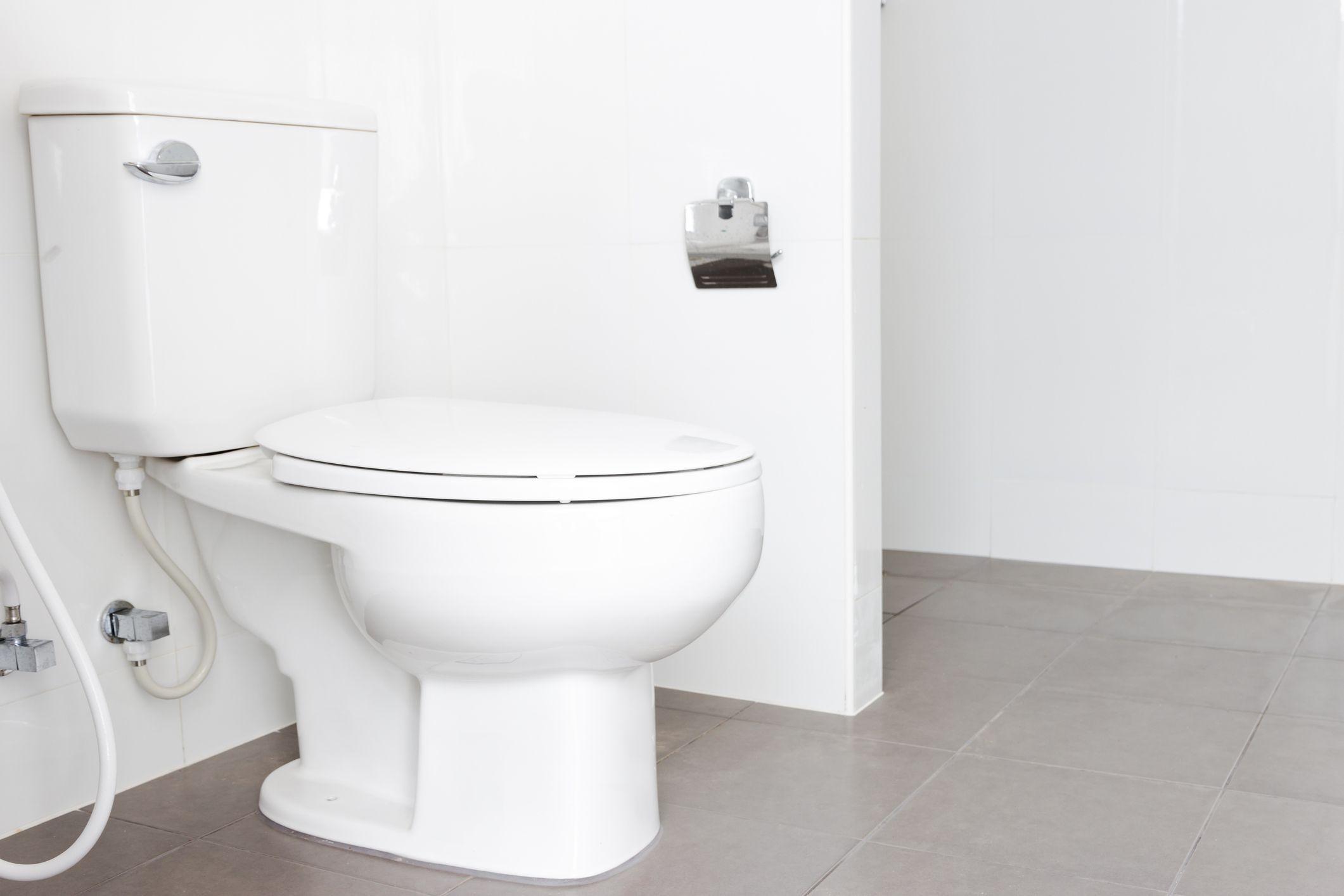 Toilet Button Broken