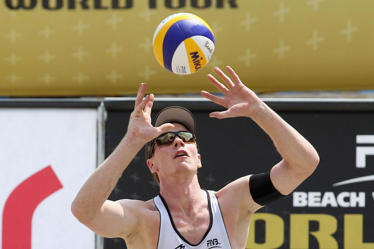 Mastering The Volleyball Set