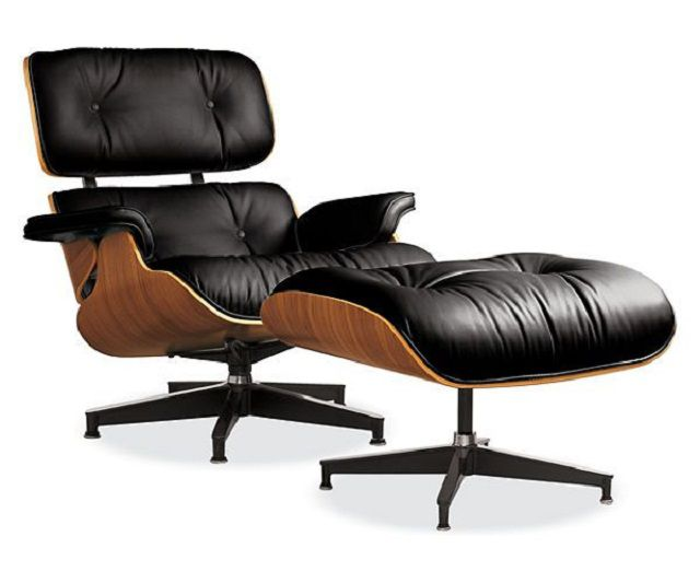 Design Geek: The World That Made The Iconic Eames Lounge Chair