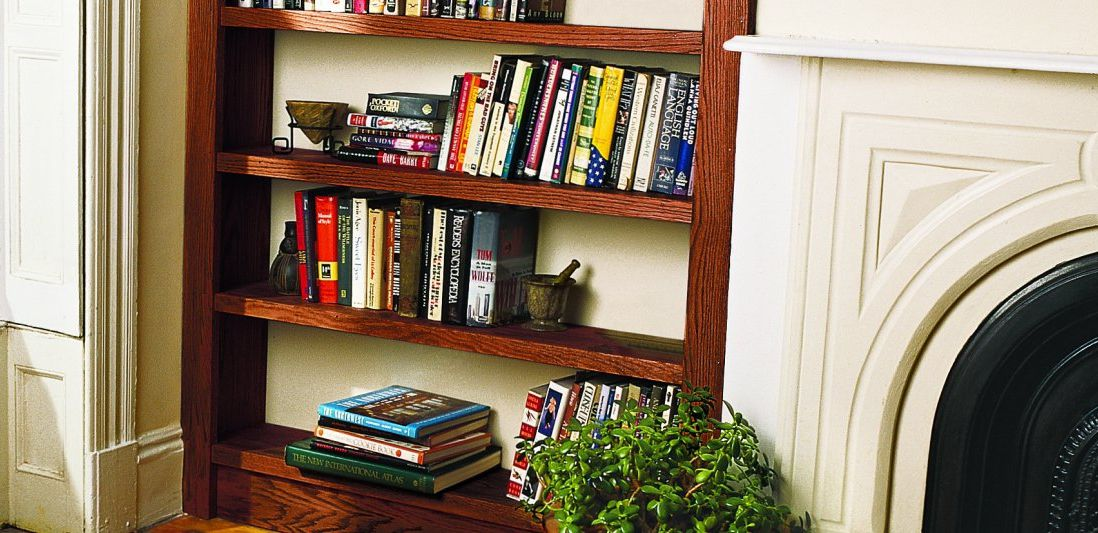 com plans ins to bookcase fireplace in diy built around used i how build woodworking
