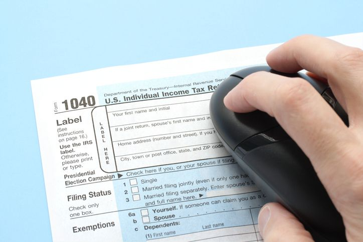 Electronic tax preparation