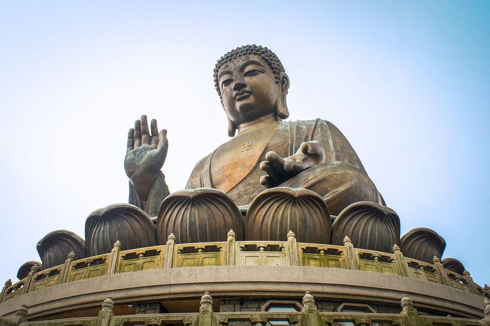 biggest buddha statue tourist guide to the big buddha statue in hong kong 10105