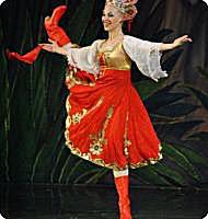 Nutcracker Moscow Ballet