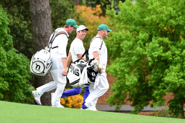 The Masters - Preview Day 1