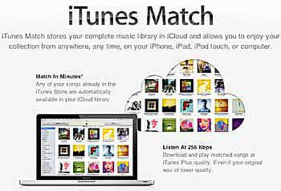 how to add iphone to itunes match