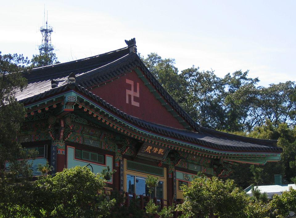 Swastika Korea