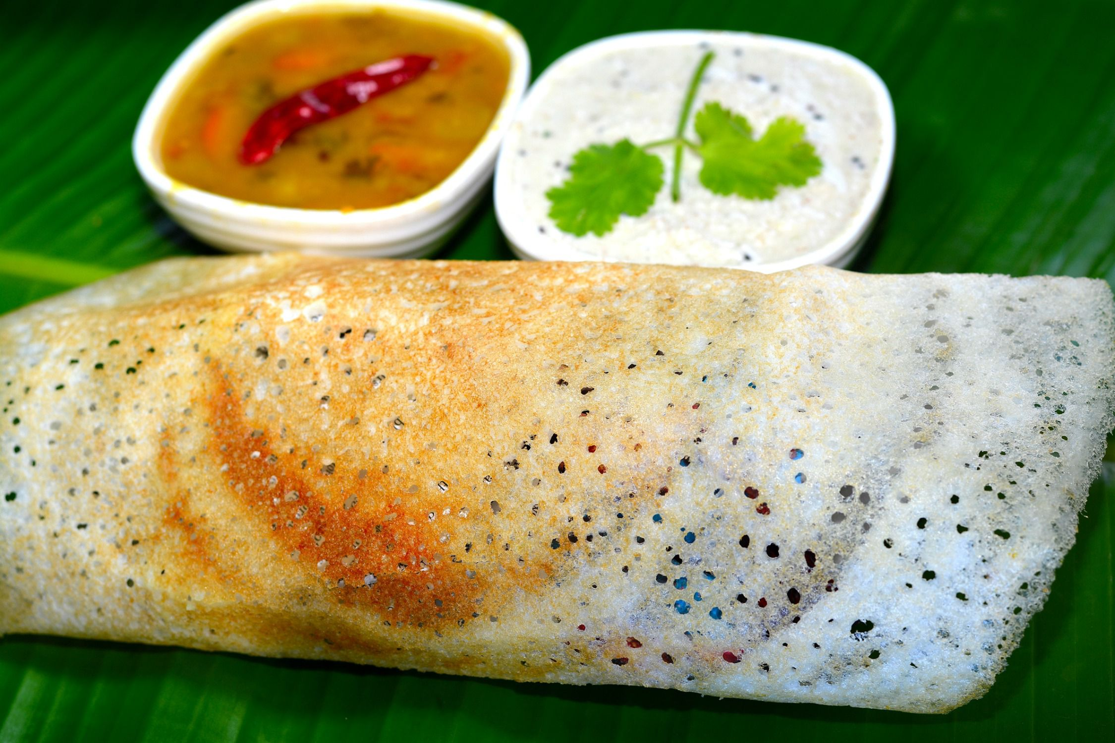 An Easy To Make Dosa Recipe
