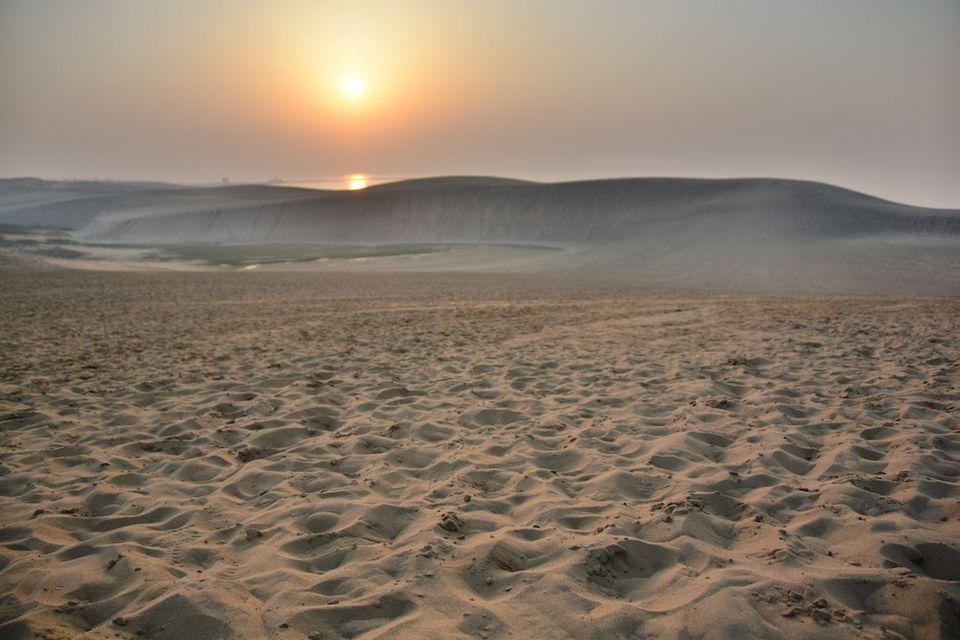 Japan Tottori Sand Dunes