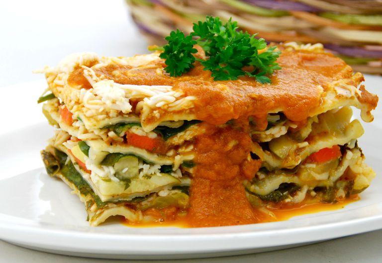 Veggie Lasagna from Veestro