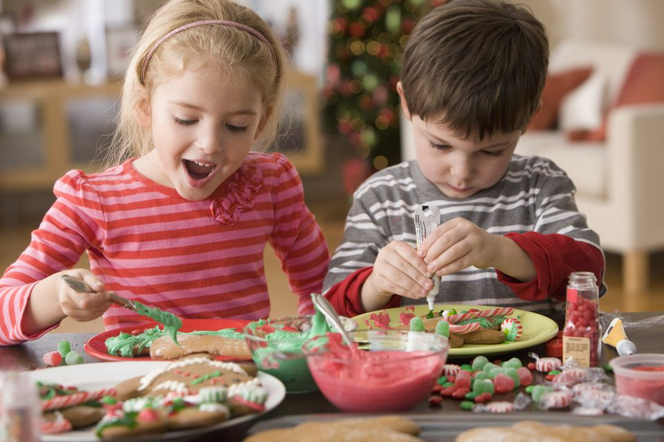 How to Plan a Kids' Christmas Party