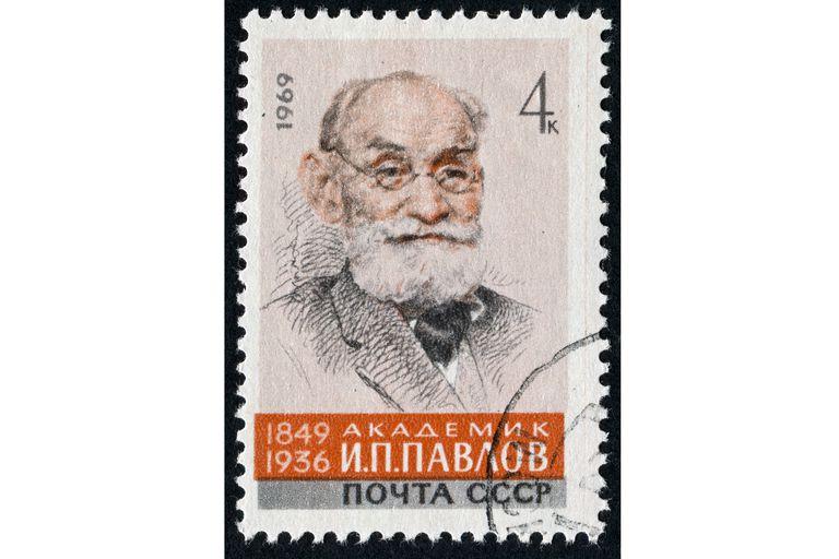 Ivan Pavlov stamp