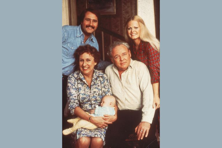 All in the Family cast, 1976
