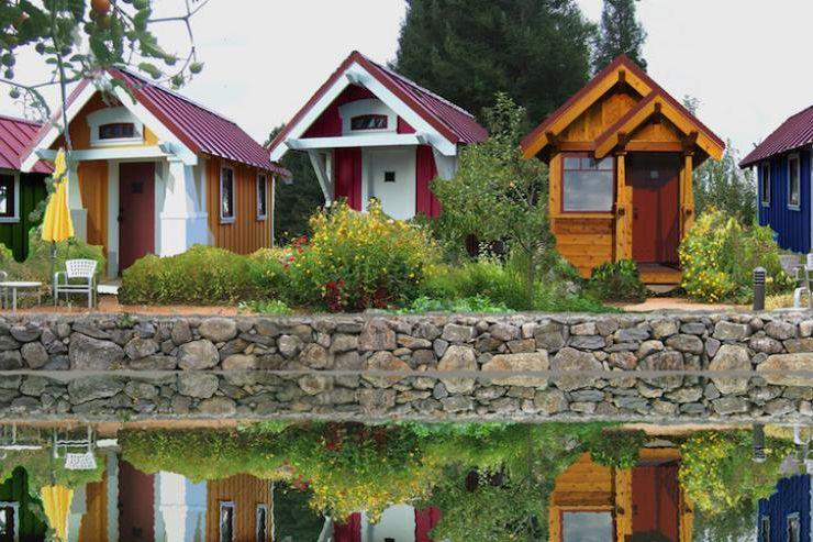 JAY SHAFER Tiny House Community