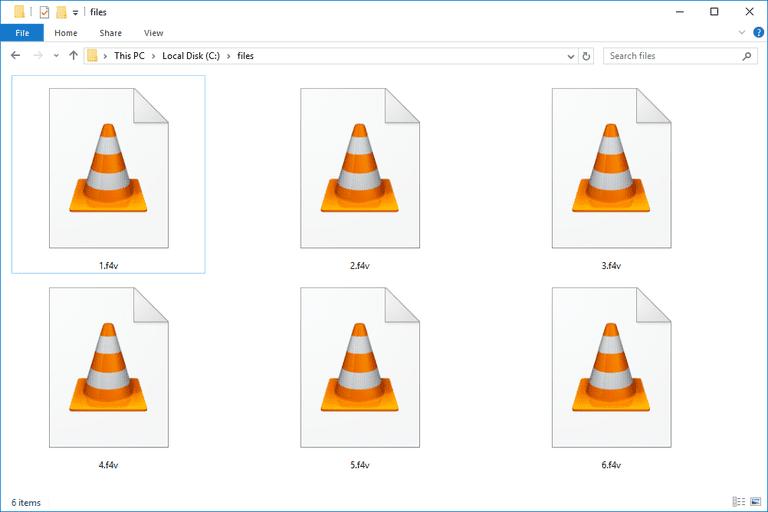 F4V Files
