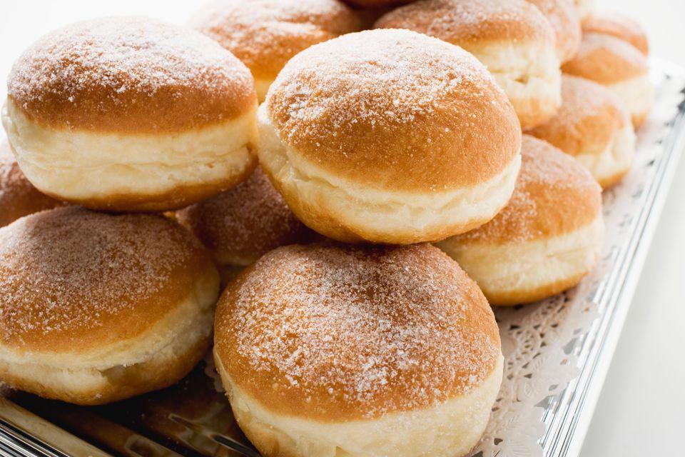 Filled Doughnuts