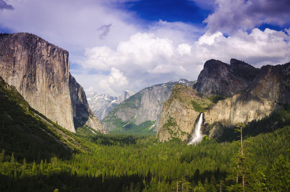 El Capitan in Yosemite Valley, Yosemite National Park, California, USA