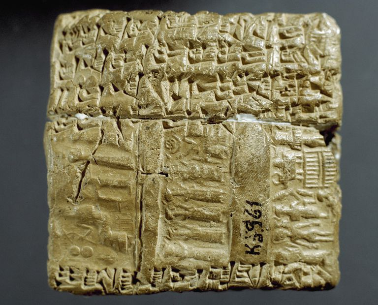 Who Were the Assyrians...
