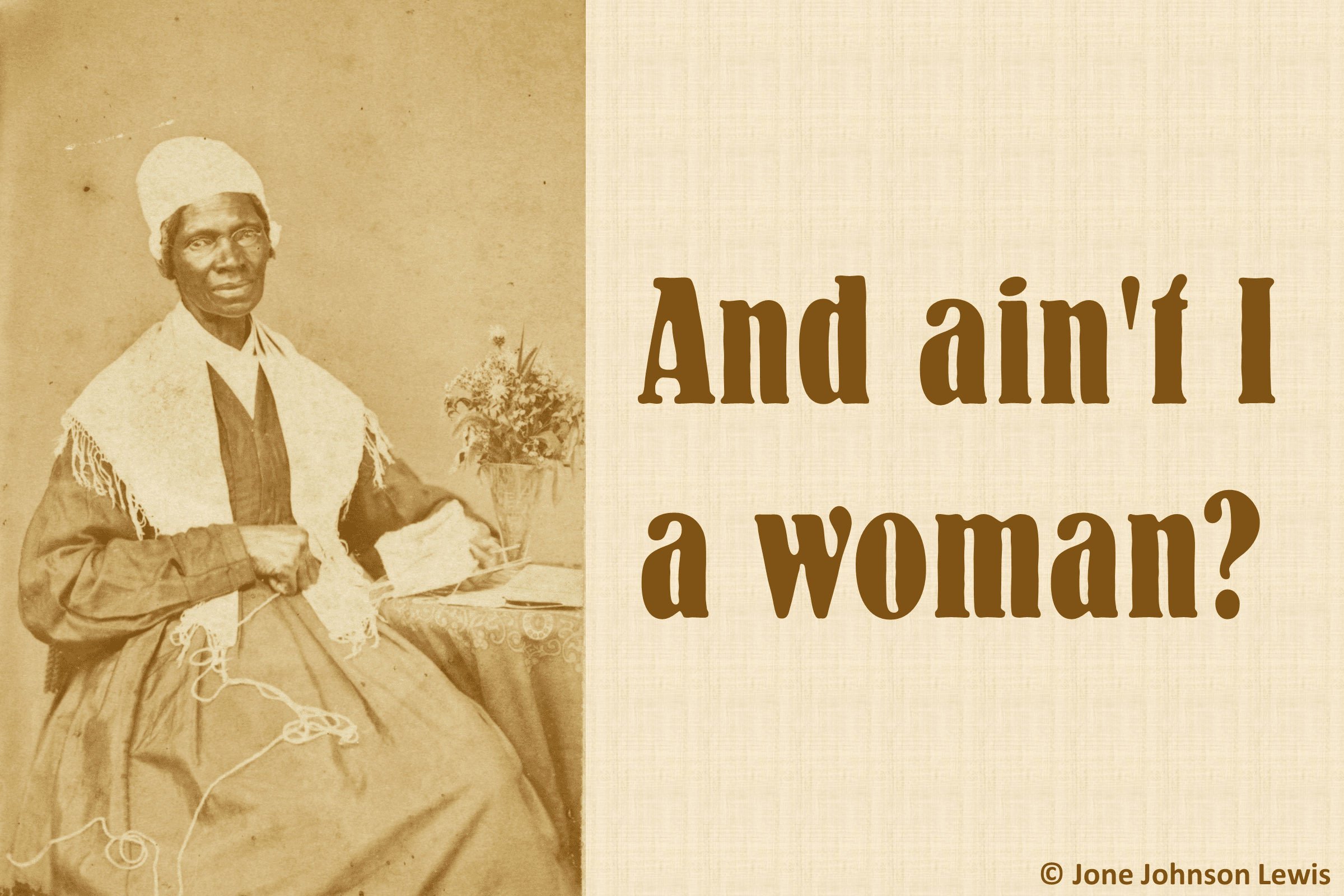 Sojourner Truth Quotes Adorable Sojourner Truth Quotes