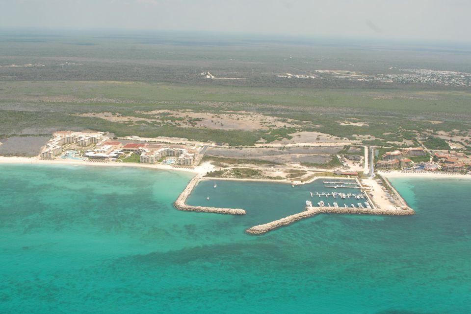 Marina El Cid en Puerto Morelos