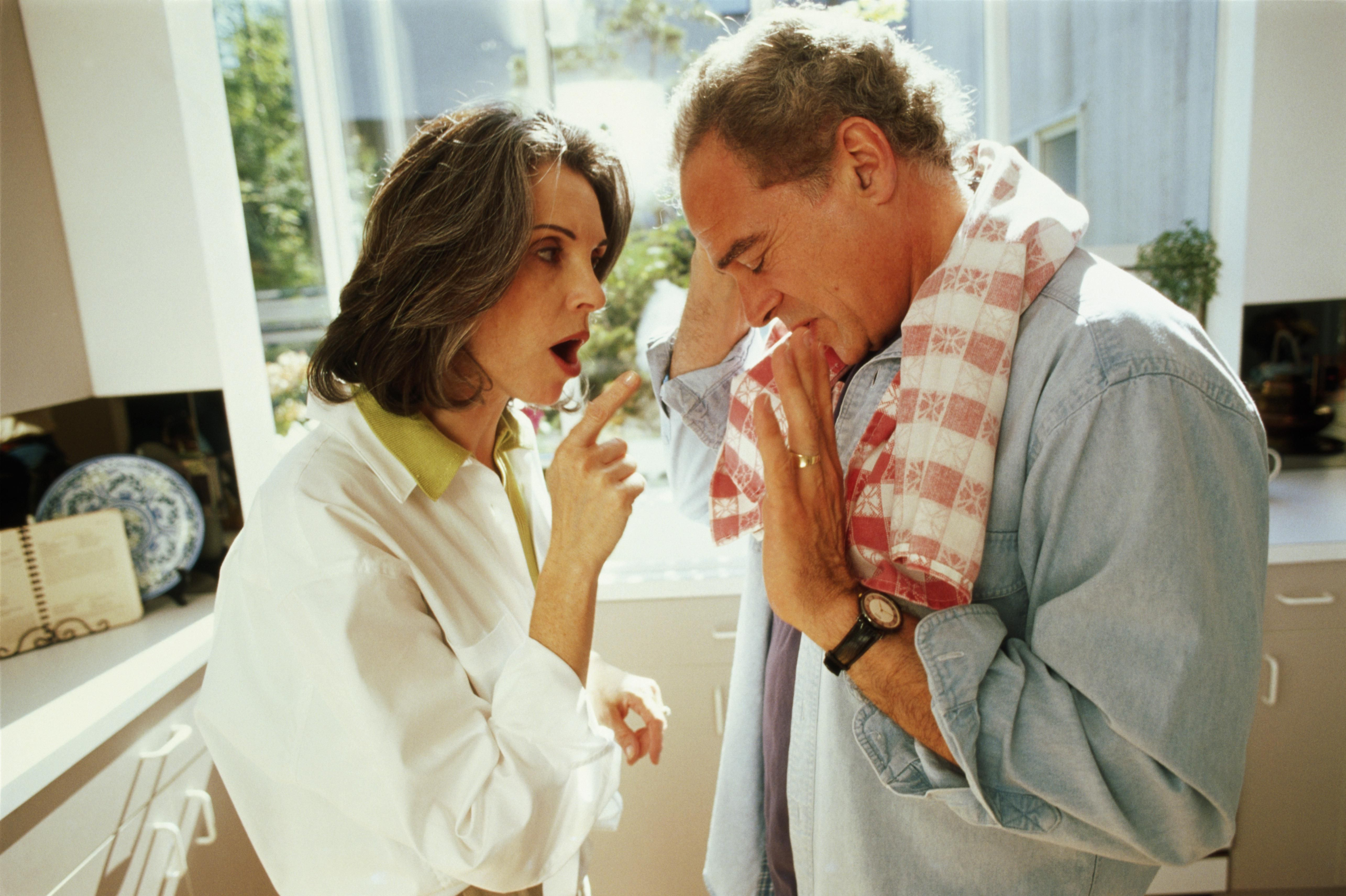 Learn to Take Control During Your Spouses Midlife Crisis