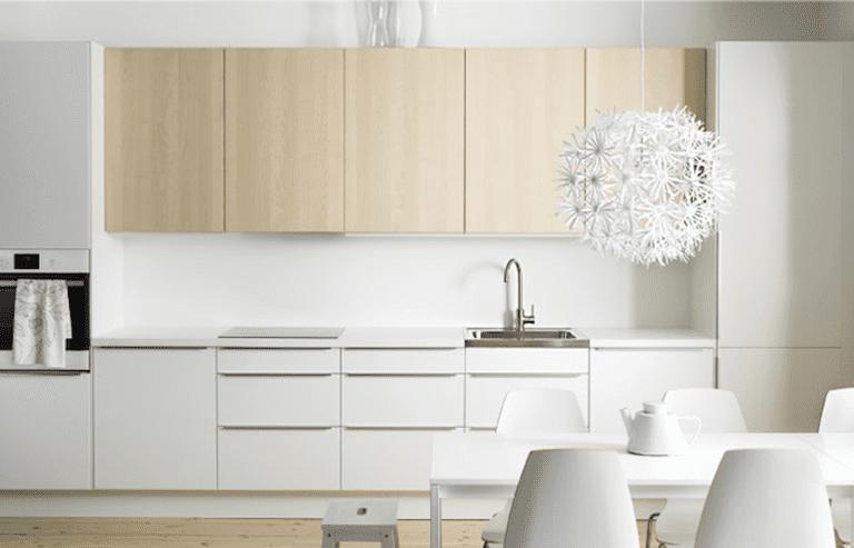 Cocinas agrandarlas con muebles y 19 trucos extras for Ikea cocinas accesorios