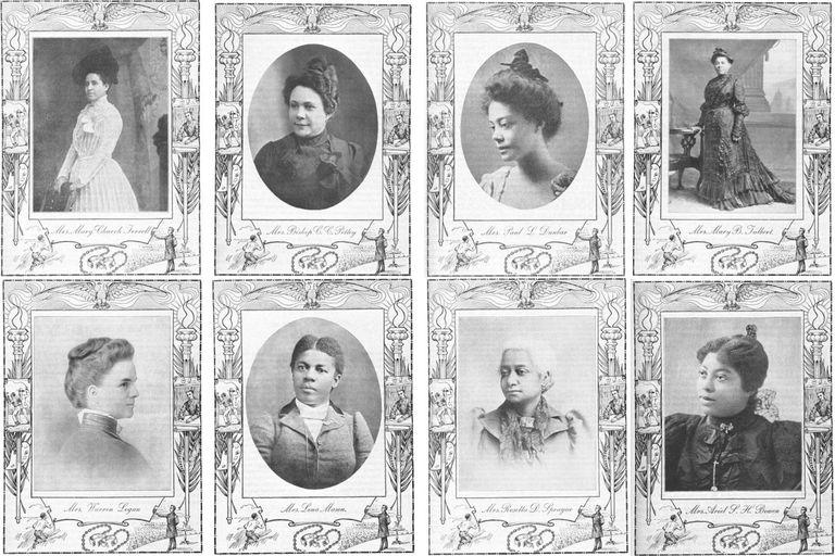 Contributors to Twentieth Century Negro Literature, 1902
